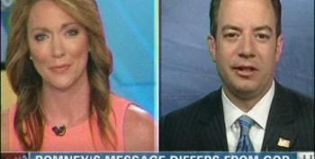 Reince Priebus Contradicts Romney Campaign On Mandate Being A Tax