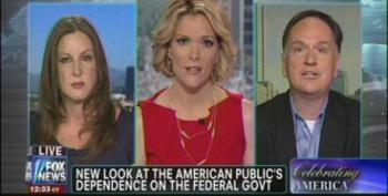Megyn Kelly Tsk-Tsks That Half Of All Americans Are 'Dependent' On Government Programs