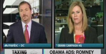 Chuck Todd Badgers Stephanie Cutter About Bain Capital Ads