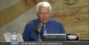 Evangelical Radio Host Bryan Fischer: 'Tax The Atheists Who Don't Go To Church'