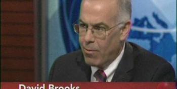 David Brooks: Romney Has A Secret Health Care Plan No One Knows About, But It's A Good Plan