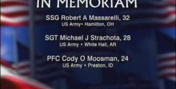 In Memoriam July 8, 2012