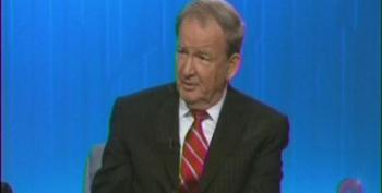 Pat Buchanan: 'Let's Hope' U.S. Doesn't Elect A Female President Until 2040 Or 2050