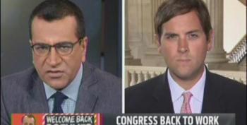 Martin Bashir Exposes Luke Russert As Water Carrier For Congressional Republicans