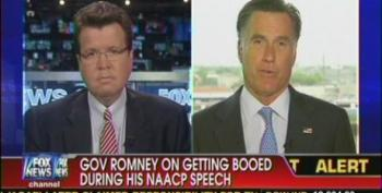 Mitt Romney Tells Neil Cavuto He Expected To Be Booed At NAACP Speech