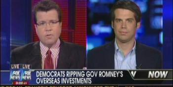 Neil Cavuto Spends Two Segments Giving Mitt Romney Cover For Shipping Jobs Overseas