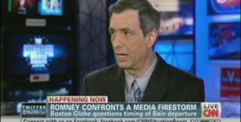 Howard Kurtz Plays The 'Liberal Media' Card For Mitt Romney