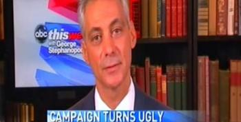 Emanuel: McCain Saw Romney's Tax Returns And Chose Palin