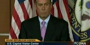 Boehner: Bachmann 'Pretty Dangerous' But Staying On Intelligence Committee