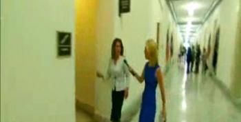Bachmann Flees CNN Cameras Over Anti-Muslim Attacks