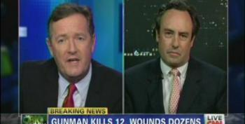 Piers Morgan: The Day To Debate Gun Control Would Have Been Yesterday