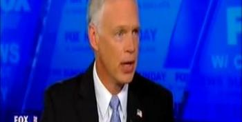 Sen. Ron Johnson: 100-Round Rifle Magazine Is A 'Basic Freedom'