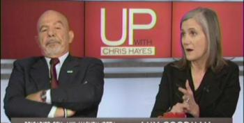 Up With Chris:  Syrian General's Body Language Tells All