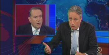 Jon Stewart Mocks Claim That It's Too Early To Talk About Gun Control