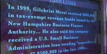 Star Of Romney Campaign Ad Received Millions In Government Loans And Contracts