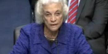 Sandra Day O'Connor: Conservatives Show 'Lack Of Understanding' Of Court System