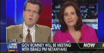 Cavuto Fails To Mention Bachmann's Role In Egyptian Anti-Clinton Protest