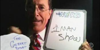Stephen Colbert Makes A Mockery Of Romney's Deceptive Campaign Ad
