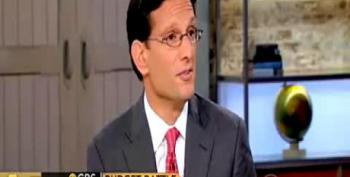 Cantor Defends Bachmann: Anti-Muslim Witch Hunt Is 'About Security'