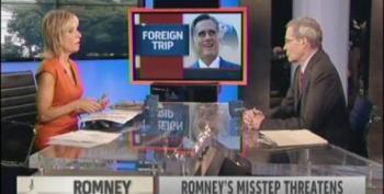 Andrea Mitchell Wonders If Condi Rice Is The Solution To Romney's Stumbles