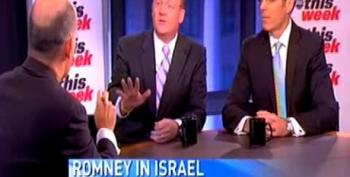 Robert Gibbs: Romney's London Trip Was 'Embarrassing For Our Country'