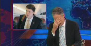 Jon Stewart Hits Romney As The Gaffes Continue In Israel And Poland