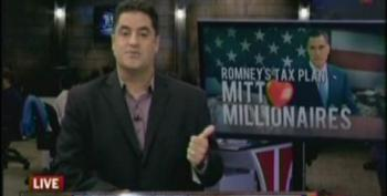 Mitt Romney's Tax Plan - Mitt Loves Millionaires