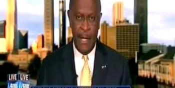 Cain: Chick-fil-A Founder Is 'Man Enough' To Oppose LGBT Rights