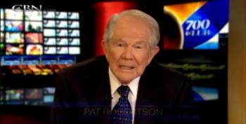Pat Robertson Suggests Atheists To Blame For Sikh Temple Massacre