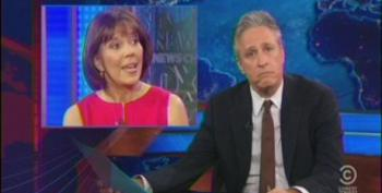Jon Stewart Goes After Hypocrite Judith Miller For Carping About National Security Leaks