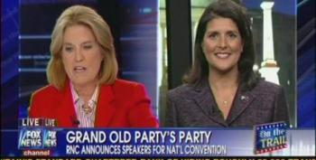Gov. Nikki Haley Has No Real Response To Romney Tanking With Women In Polls