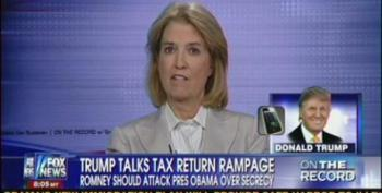 Greta Van Susteren Retracts Trumps Birther Nonsense As Soon As He Leaves The Air