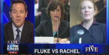 The Five Trashes Sandra Fluke As A 'Political Opportunist'