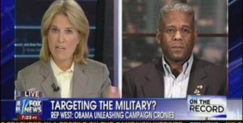Allen West Defends Disenfranchising Ohio Voters