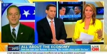 RNC Chairman Reince Preibus: People Asking For Romney's Tax Returns Are As Bad As Birthers