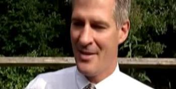 Scott Brown: Push To Register Welfare Recipients To Vote Is 'Disturbing'