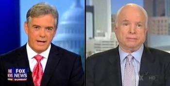 McCain Says Ryan Is A 'Bold Choice' Like Palin