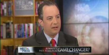 Priebus: 'Combined' Romney And Ryan 'Are Ready On Day One'