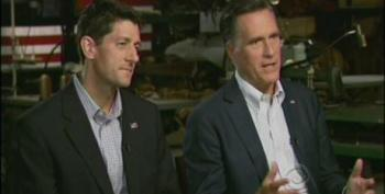 Romney And Ryan Dodge On Tax Fairness And Tax Returns