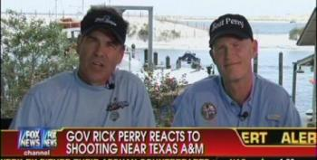 Rick Perry: States Should Be Allowed To Ban Guns