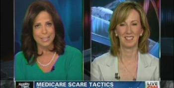 Barbara Comstock Resorts To Death Panels Lie When Called Out On Other Lies About Medicare Cuts