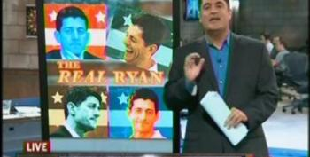 Cenk Uygur Calls Out Ryan For Hypocrisy On Deficit And 'Big Government'