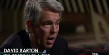 Right-Wing Historian David Barton Claims The Smithsonian Is Lying About Jefferson