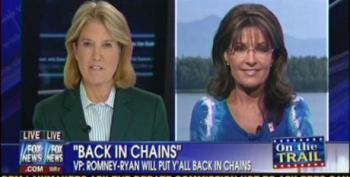 Palin Thinks The Obama Administration Needs Advice On Vice Presidential Picks
