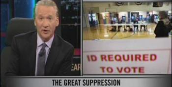 Bill Maher Hits Republicans For Voter ID Laws In New Rules Segment