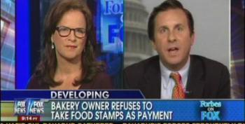 Fox Panelist Asks Why We Can't Make Someone Feel Embarrassed For Being On Welfare