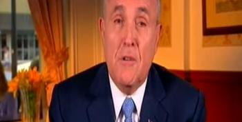 Giuliani: 'Serious Questions' About Biden's 'Mental Capacity'
