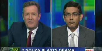 Morgan Interviews Wingnut Birther Author D'Souza