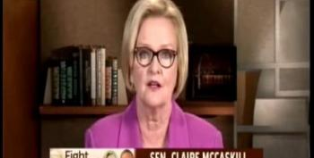 McCaskill: Rape Remarks Are A 'Window Into Todd Akin's Mind'