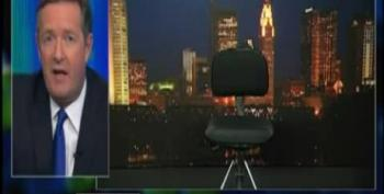 Rep. Todd Akin's Empty Chair